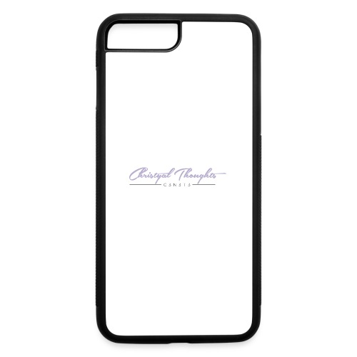 Christyal Thoughts C3N3T31 CP - iPhone 7 Plus/8 Plus Rubber Case