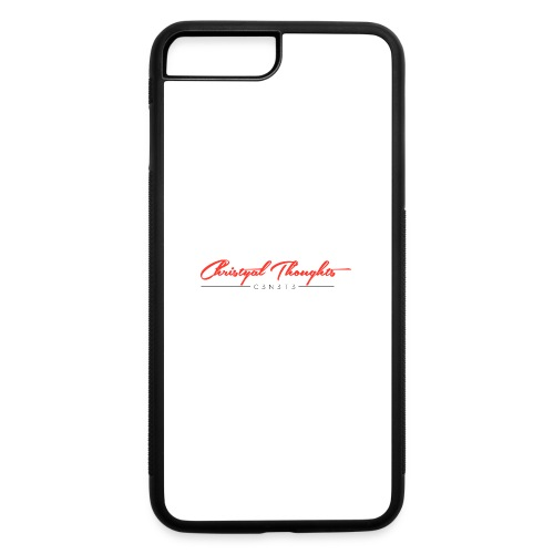 Christyal Thoughts C3N3T31 RB - iPhone 7 Plus/8 Plus Rubber Case