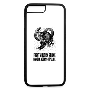 Fight the Black Snake NODAPL - iPhone 7 Plus Rubber Case