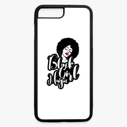 Black Girl Magic - iPhone 7 Plus/8 Plus Rubber Case