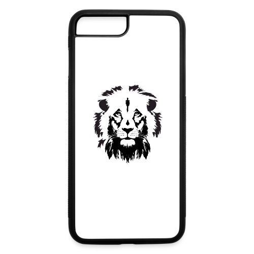 Lion head - iPhone 7 Plus/8 Plus Rubber Case