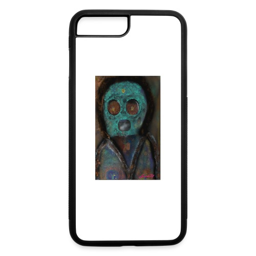 The galactic space monkey - iPhone 7 Plus/8 Plus Rubber Case