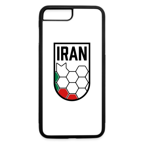 Iran Football Federation Crest - iPhone 7 Plus/8 Plus Rubber Case