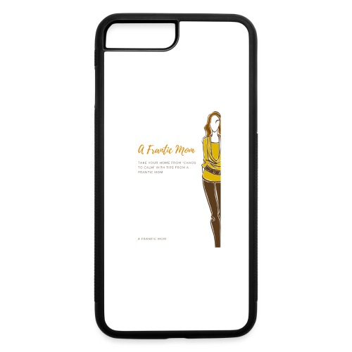 Proud Working Mom Gear - iPhone 7 Plus/8 Plus Rubber Case