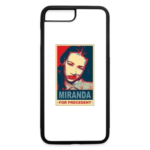 Miranda Sings Miranda For Precedent - iPhone 7 Plus/8 Plus Rubber Case