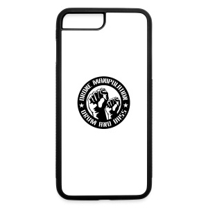 Drone Manipulation FISTS UP - iPhone 7 Plus/8 Plus Rubber Case