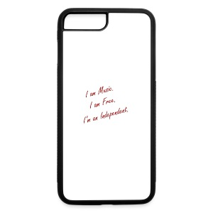 Independent Artist Gear - iPhone 7 Plus Rubber Case