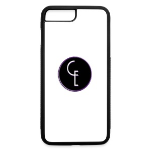 CE Logo - iPhone 7 Plus Rubber Case