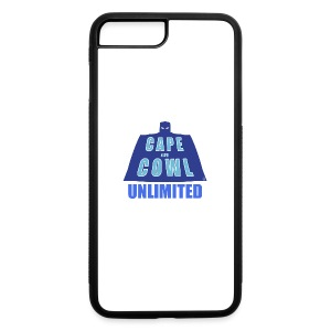 Cape and Cowl Unlimited - iPhone 7 Plus/8 Plus Rubber Case