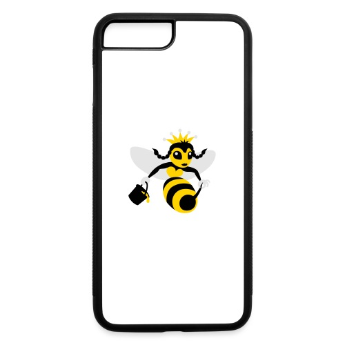 Queen Bee - iPhone 7 Plus/8 Plus Rubber Case