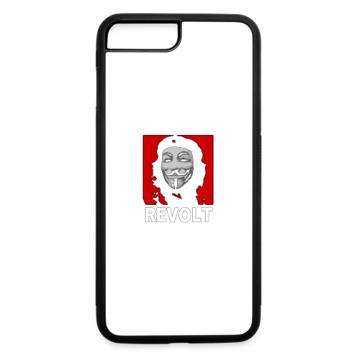 Anonymous Che Revolt Mugs & Drinkware - iPhone 7 Plus/8 Plus Rubber Case