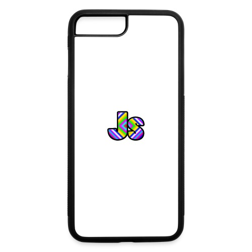 JsClanLogo2 - iPhone 7 Plus/8 Plus Rubber Case