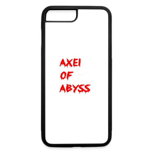 Axelofabyss dragon shirt - iPhone 7 Plus/8 Plus Rubber Case