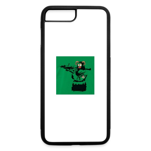Baskey mona lisa - iPhone 7 Plus/8 Plus Rubber Case