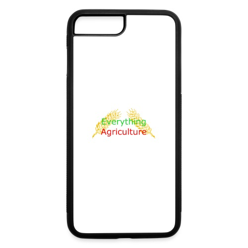 Everything Agriculture LOGO - iPhone 7 Plus/8 Plus Rubber Case