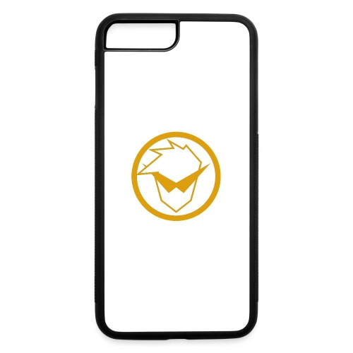 FG Phone Cases (Pure Clean Gold) - iPhone 7 Plus/8 Plus Rubber Case