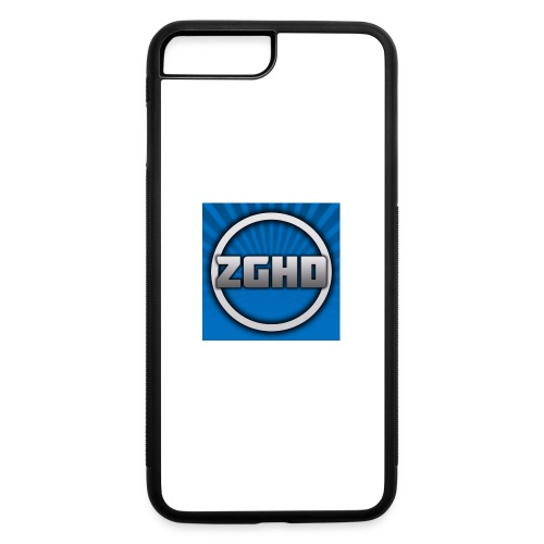 ZedGamesHD - iPhone 7 Plus/8 Plus Rubber Case