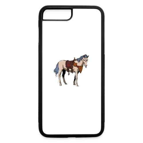 Useless the Horse png - iPhone 7 Plus/8 Plus Rubber Case