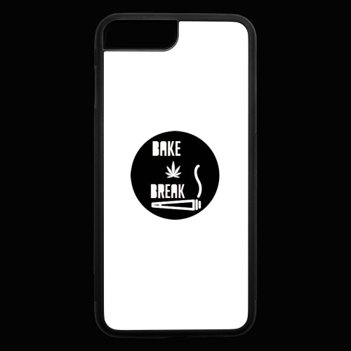 Bake Break Logo Cutout - iPhone 7 Plus/8 Plus Rubber Case