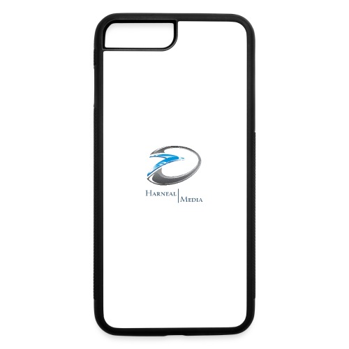 Harneal Media Logo Products - iPhone 7 Plus/8 Plus Rubber Case