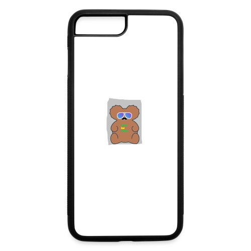 Aussie Dad Gaming Koala - iPhone 7 Plus/8 Plus Rubber Case