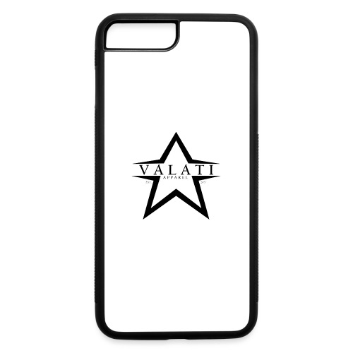V-STAR Black - iPhone 7 Plus/8 Plus Rubber Case