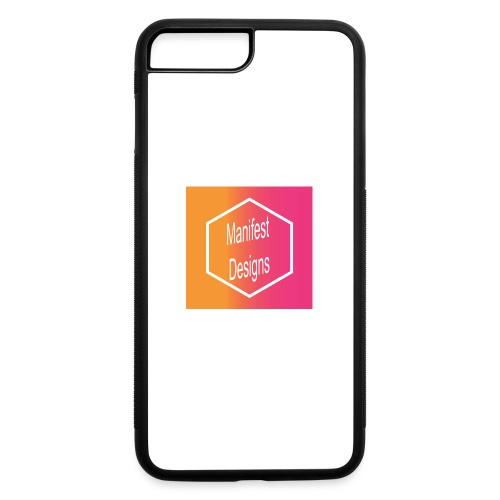 Manifest's 2017 Summer Special - iPhone 7 Plus/8 Plus Rubber Case