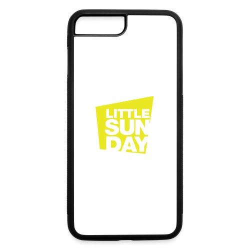 littleSUNDAY Official Logo - iPhone 7 Plus/8 Plus Rubber Case