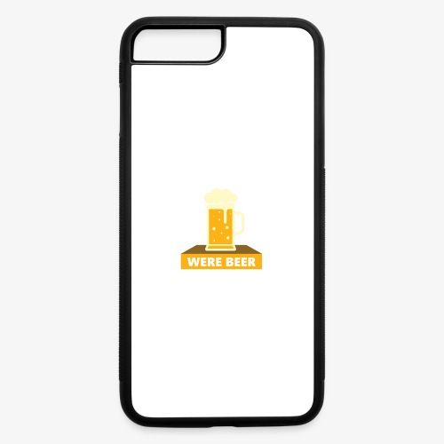 wish you were beer - iPhone 7 Plus/8 Plus Rubber Case
