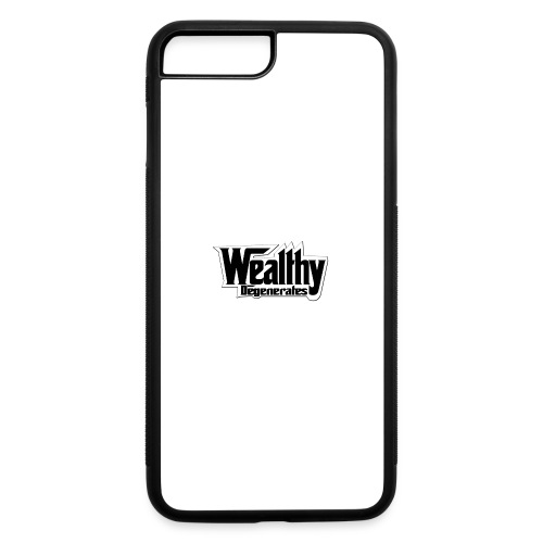 DENALI VANDAL TEE - iPhone 7 Plus/8 Plus Rubber Case