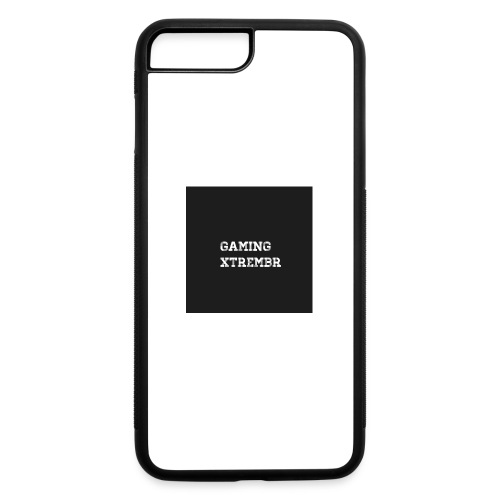Gaming XtremBr shirt and acesories - iPhone 7 Plus/8 Plus Rubber Case