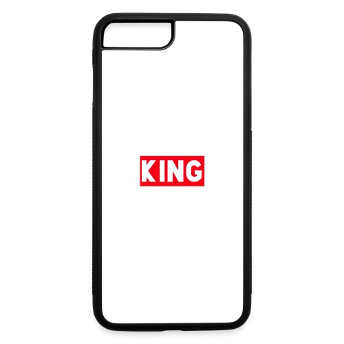 KingDefineShop - iPhone 7 Plus/8 Plus Rubber Case