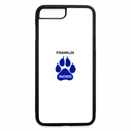 Franklin Panthers - iPhone 7 Plus/8 Plus Rubber Case
