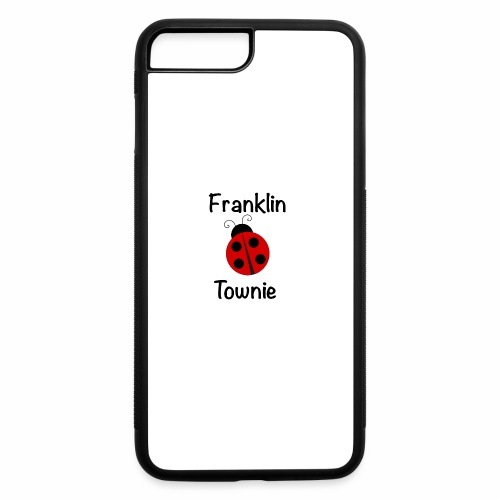 Franklin Townie Ladybug - iPhone 7 Plus/8 Plus Rubber Case