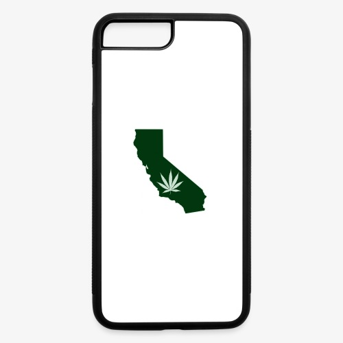 weed - iPhone 7 Plus/8 Plus Rubber Case