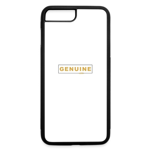 Genuine - Hobag - iPhone 7 Plus/8 Plus Rubber Case