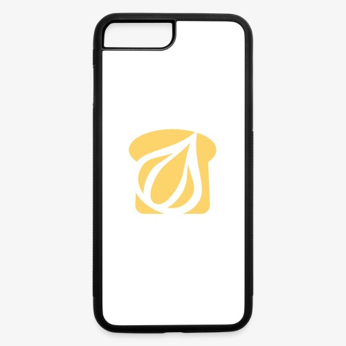 Garlic Toast - iPhone 7 Plus/8 Plus Rubber Case