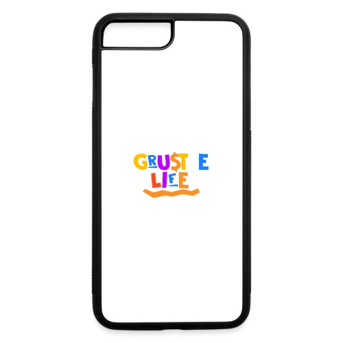 GRUSTLE LIFE MY BROTHER AND ME - iPhone 7 Plus/8 Plus Rubber Case