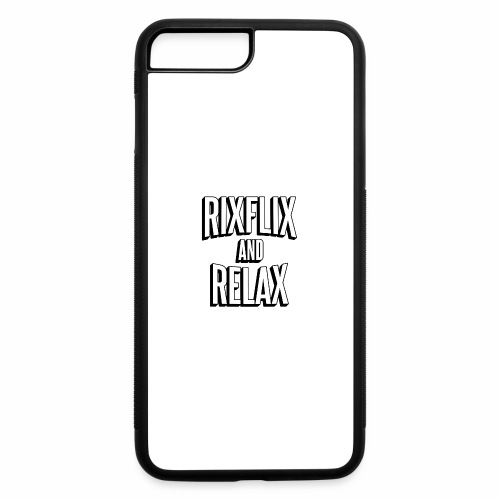RixFlix and Relax - iPhone 7 Plus/8 Plus Rubber Case