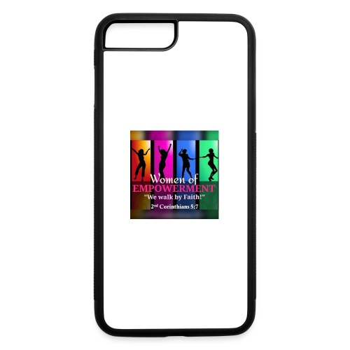 Woman Of Empowerment - iPhone 7 Plus/8 Plus Rubber Case