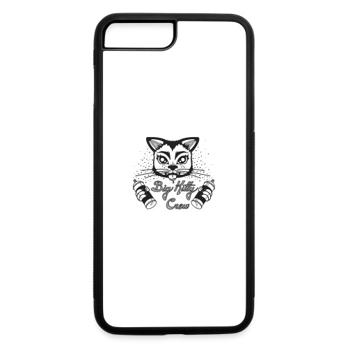 Big Kitty Spray Paint - iPhone 7 Plus/8 Plus Rubber Case