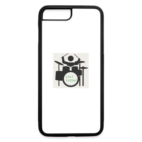Drummer Luthur - iPhone 7 Plus/8 Plus Rubber Case