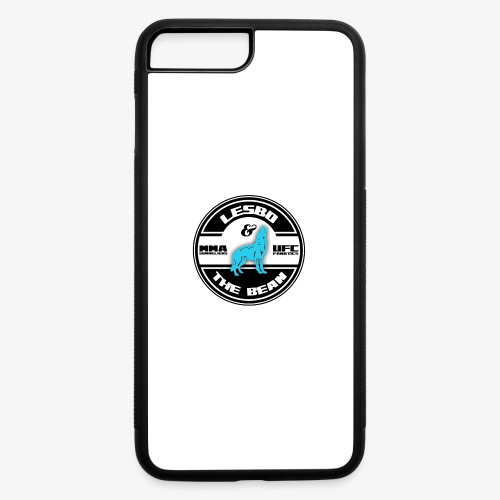 Lesbo and The Bean Logo - iPhone 7 Plus/8 Plus Rubber Case