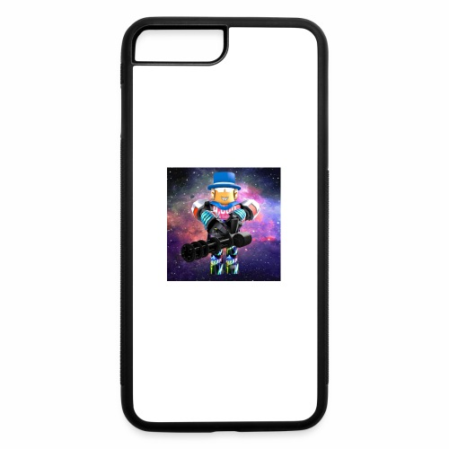 sean roblox character with minigun - iPhone 7 Plus/8 Plus Rubber Case