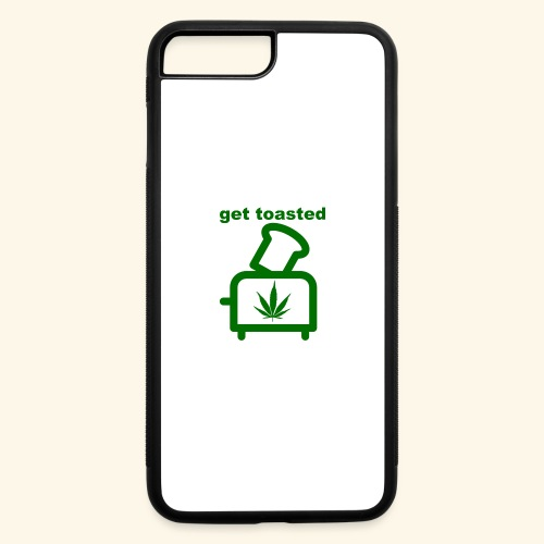 GET TOASTED - iPhone 7 Plus/8 Plus Rubber Case