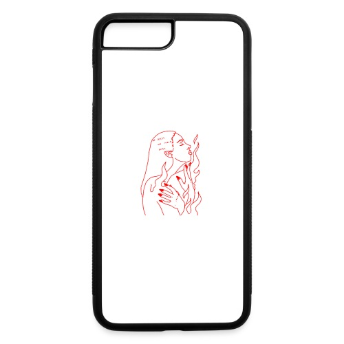 56428D7A C788 4958 90D1 E9975294B421 - iPhone 7 Plus/8 Plus Rubber Case