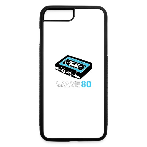 Alt Logo - iPhone 7 Plus/8 Plus Rubber Case