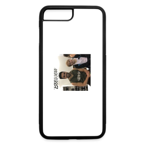 me with gorge janko - iPhone 7 Plus/8 Plus Rubber Case