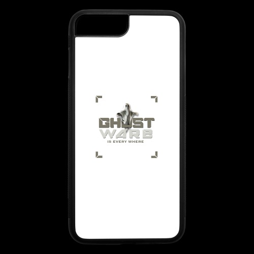 Ghostware Square Logo - iPhone 7 Plus/8 Plus Rubber Case