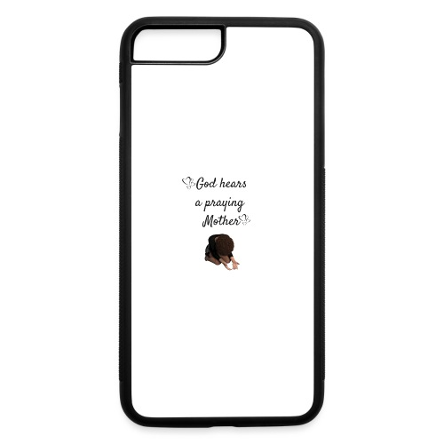 Praying Mother - iPhone 7 Plus/8 Plus Rubber Case